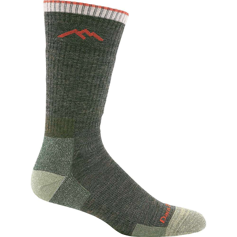 Darn Tough Men's Hiker Boot Cushion Sock - XL - Olive