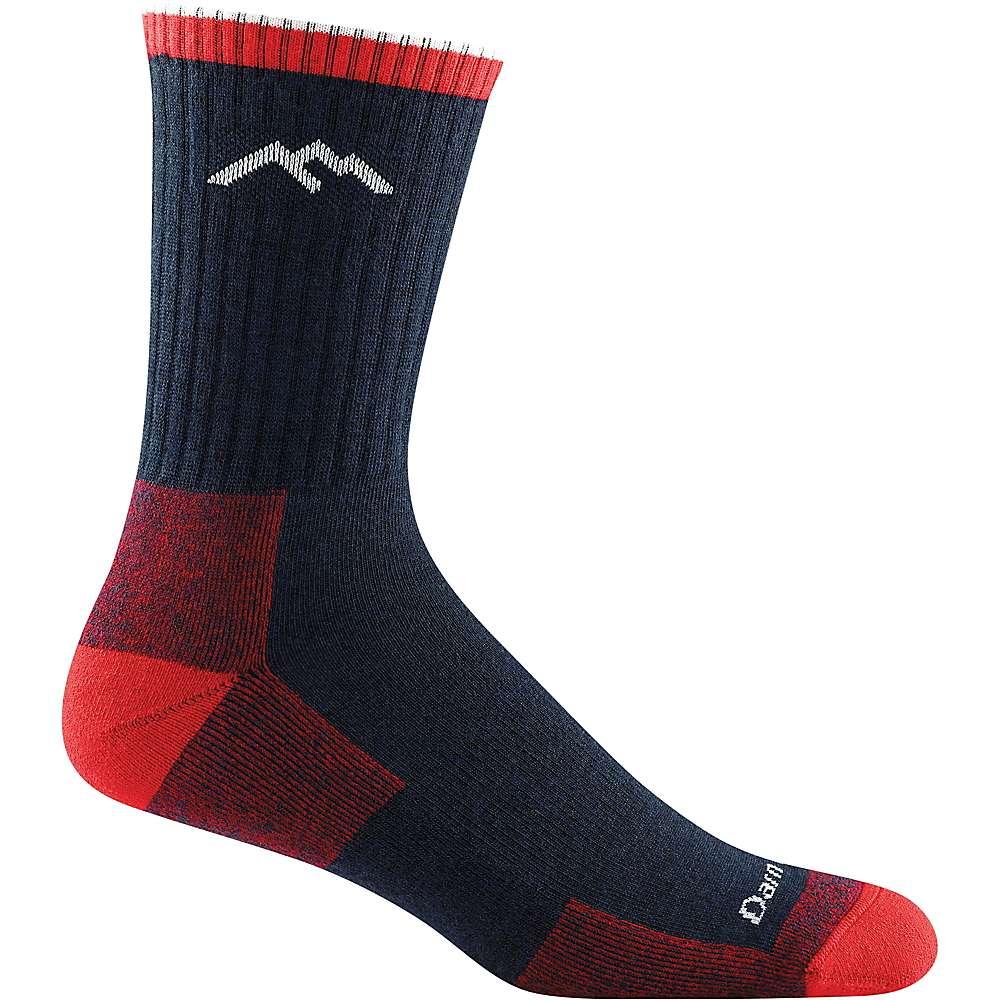 Darn Tough Men's Hiker Micro Crew Cushion Sock - XL - Eclipse