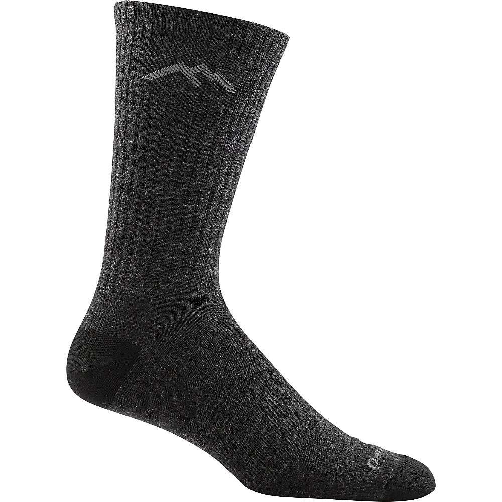 Darn Tough Men's Light Cushion Standard Issue Mid-Calf Sock - Large - Charcoal