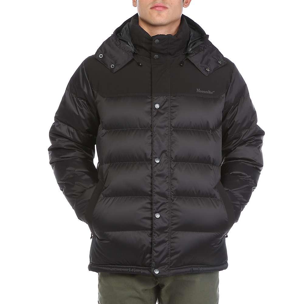 Moosejaw Men's Baseline Down Jacket - Small - Black