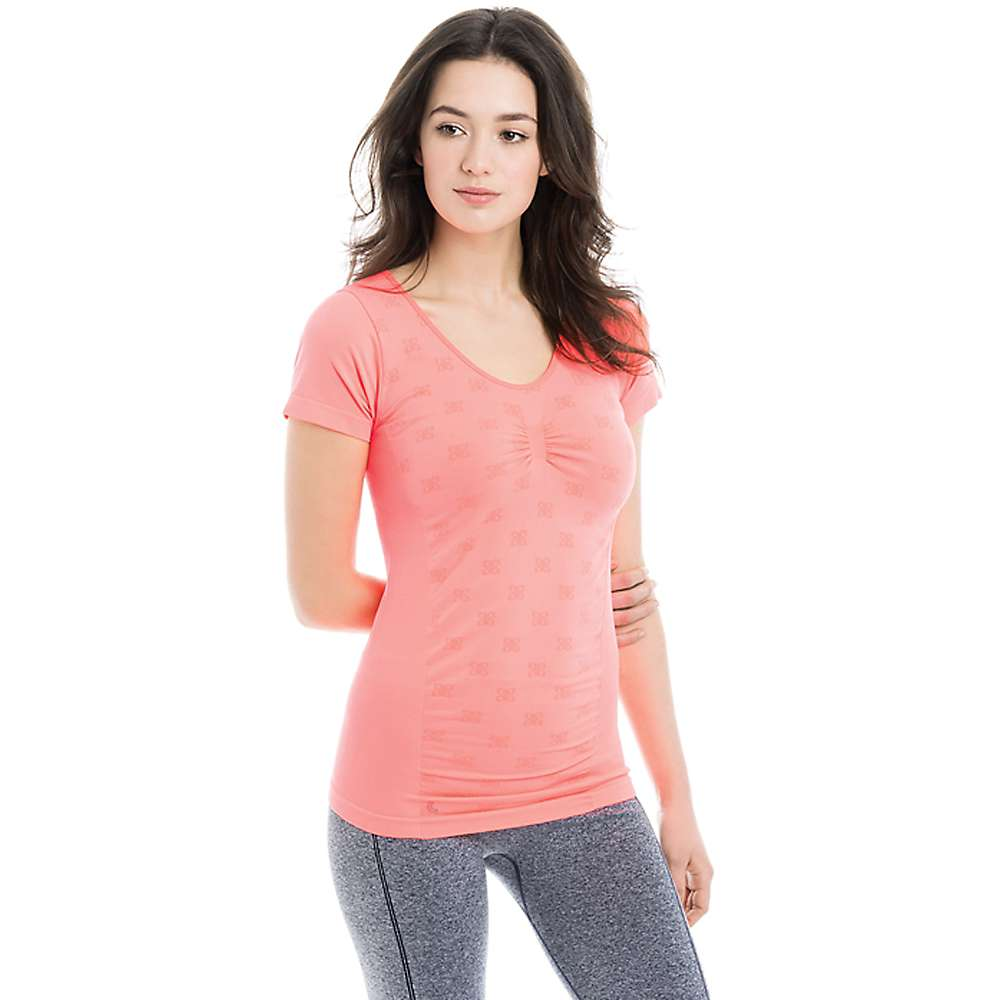 Lole Women's Graceful Top - Small / Medium - Fiery Coral