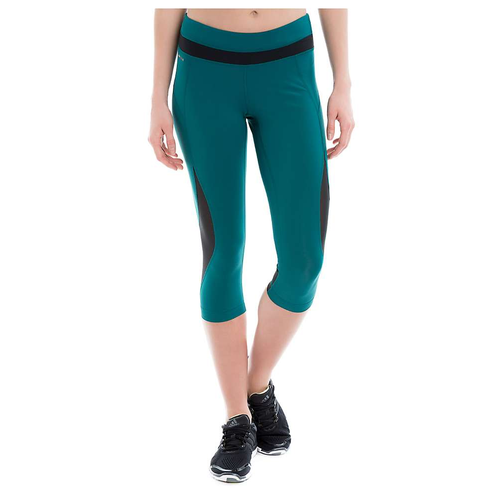 Lole Women's Run Capri - Small - Peacock