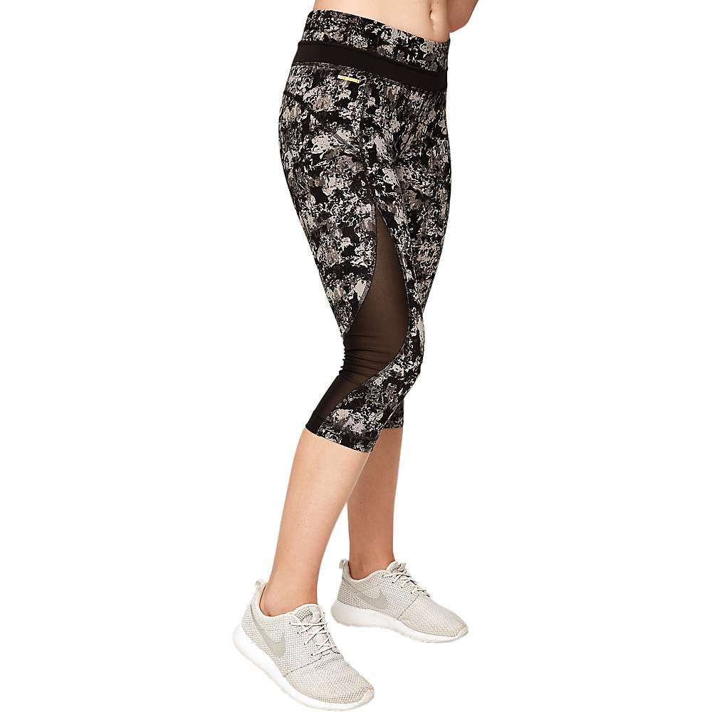 Lole Women's Run Capri - Large - Black Hills