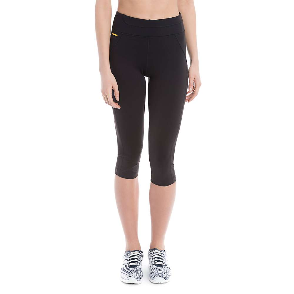 Lole Women's Livy Capri - Medium - Black