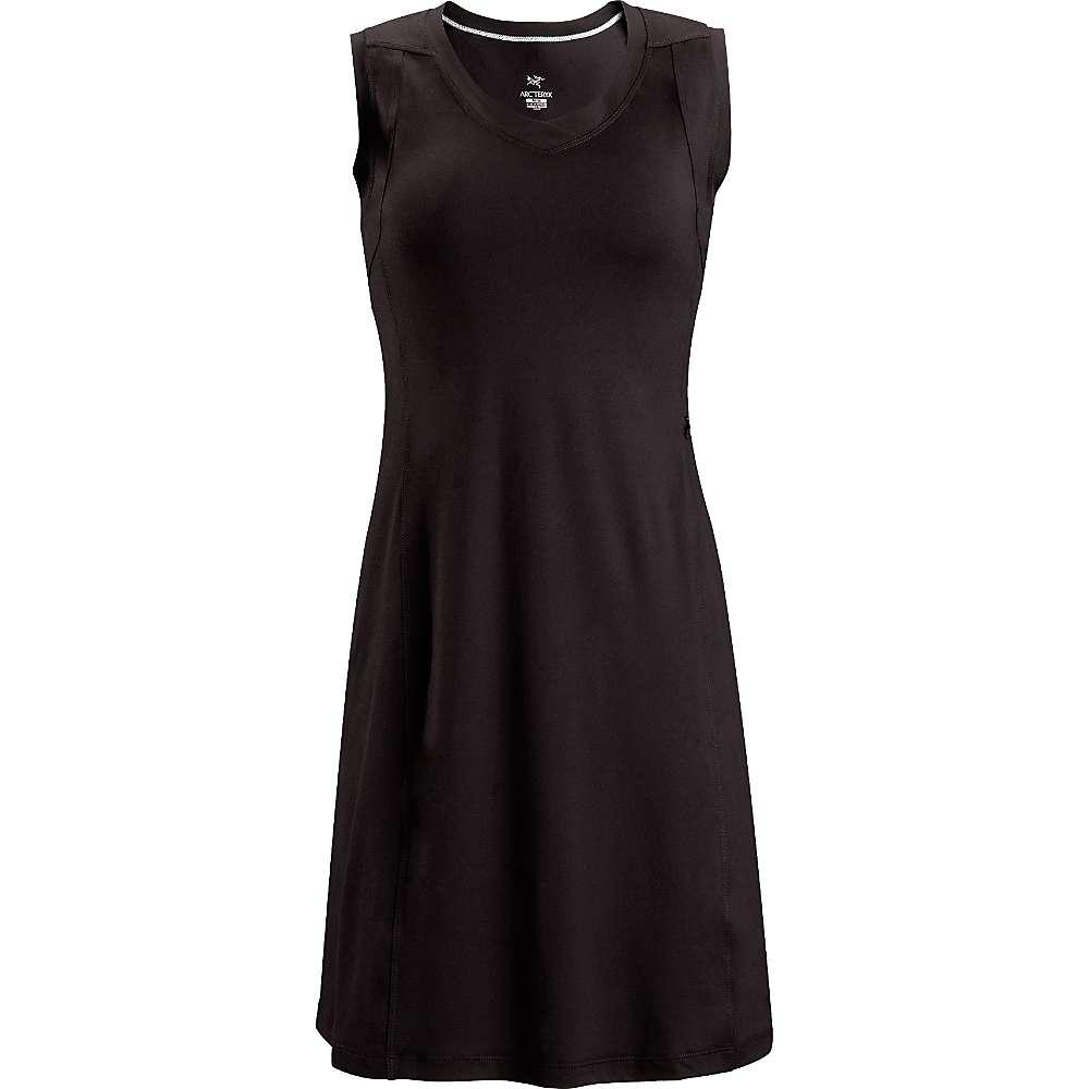 Arcteryx Women's Soltera Dress - Large - Black