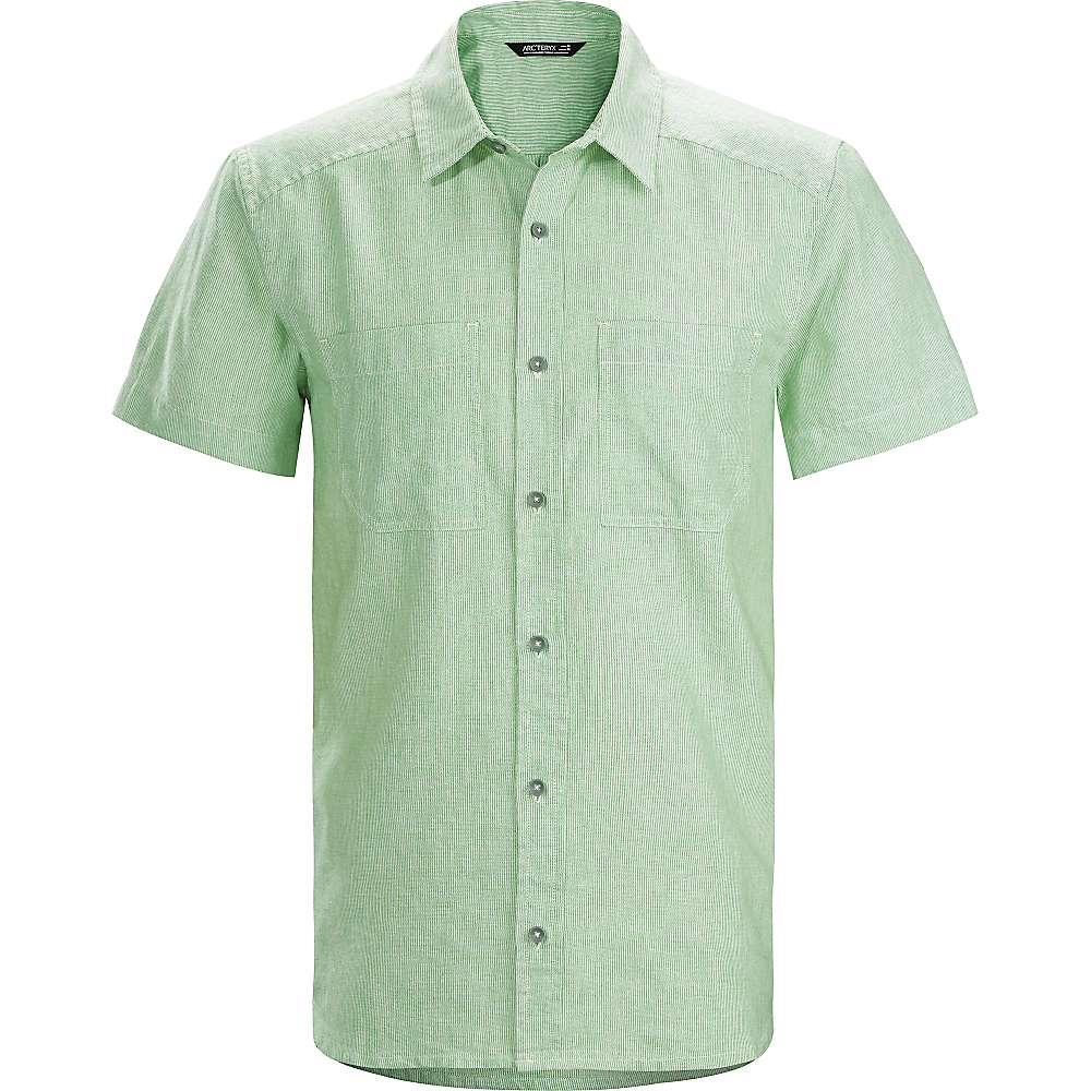 Arcteryx Men's Tyhee SS Shirt - XXL - Khasi