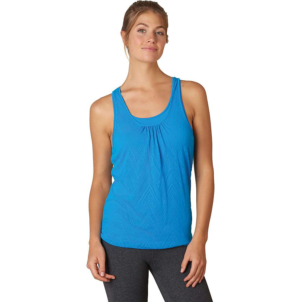 Prana Women's Mika Top - Small - Electro Blue
