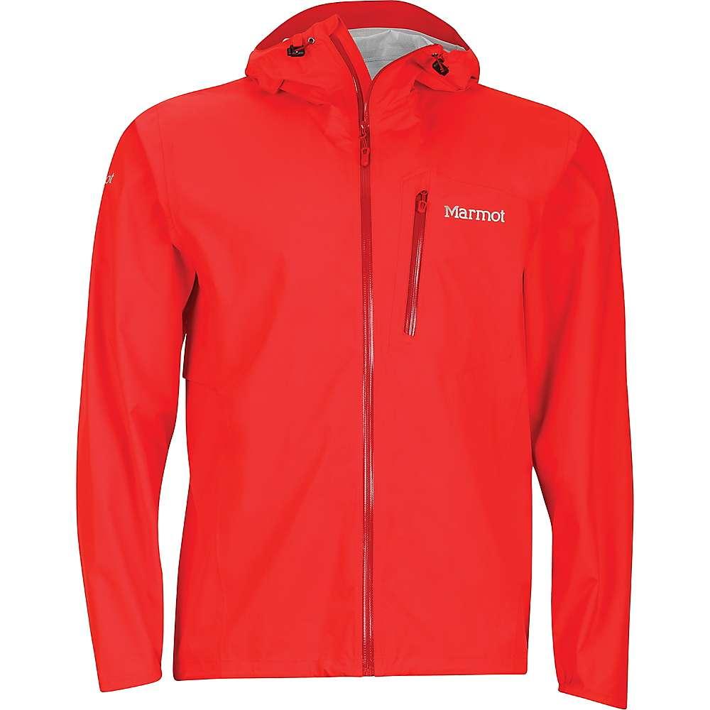 Marmot Men's Essence Jacket - XL - Scarlet Red