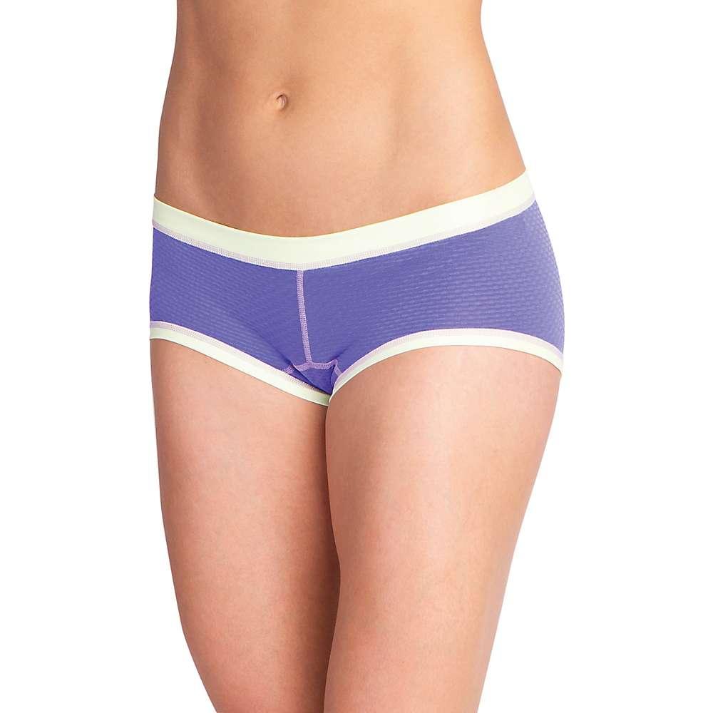 ExOfficio Women's Give-N-Go Sport Mesh Hipkini - XL - Blue Iris