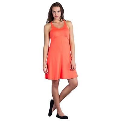ExOfficio Wanderlux Tank Dress - Hot Coral - Women