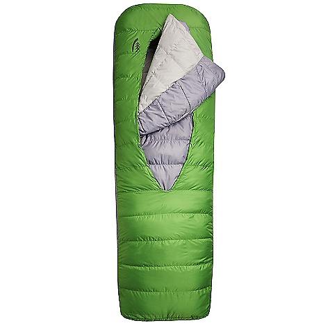 Sierra Designs Frontcountry Bed 600/SYN 2 Season Sleeping Bag