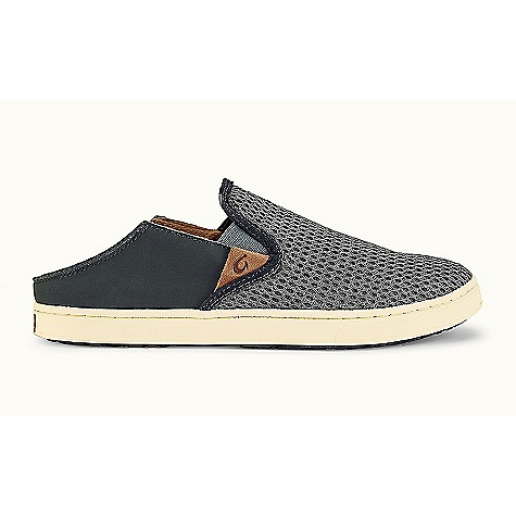 Click here for Olukai Womens Pehuea Slip-On Shoes Gray prices