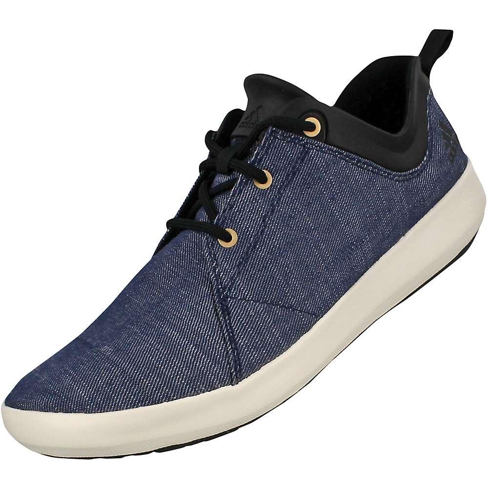 Adidas Men's Satellize Shoe - 12 - Lucky Blue / Chalk White / Earth