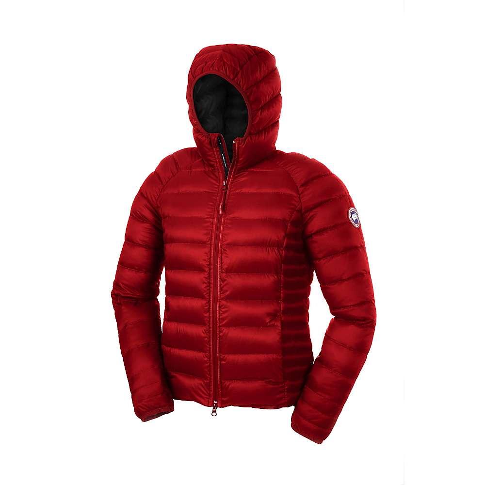 Canada Goose Women's Brookvale Hoody - Medium - Red / Black
