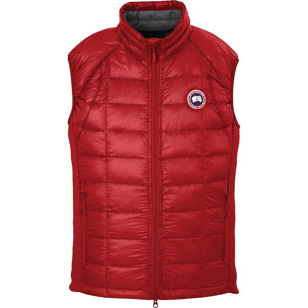 Canada Goose Men's Hybridge Lite Vest - Large - Red / Black