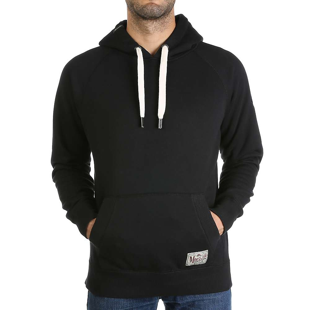 Moosejaw Men's The Final Countdown Premium Pullover Hoody - Small - Black