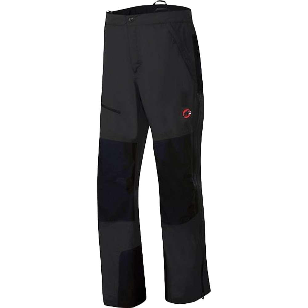 Mammut Men's Convey Pant - XL - Graphite / Black