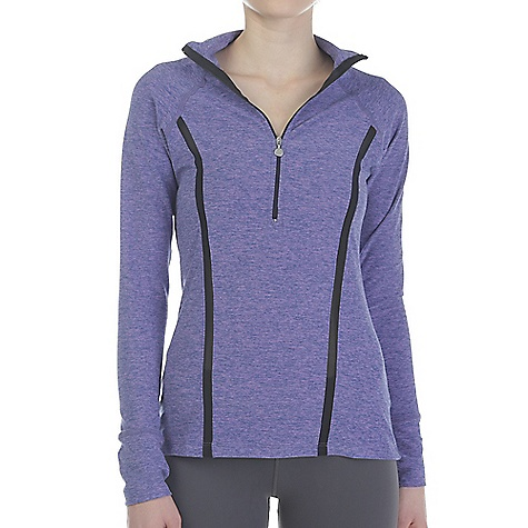Beyond Yoga Women's Lattice Half Zip Pullover 3025499