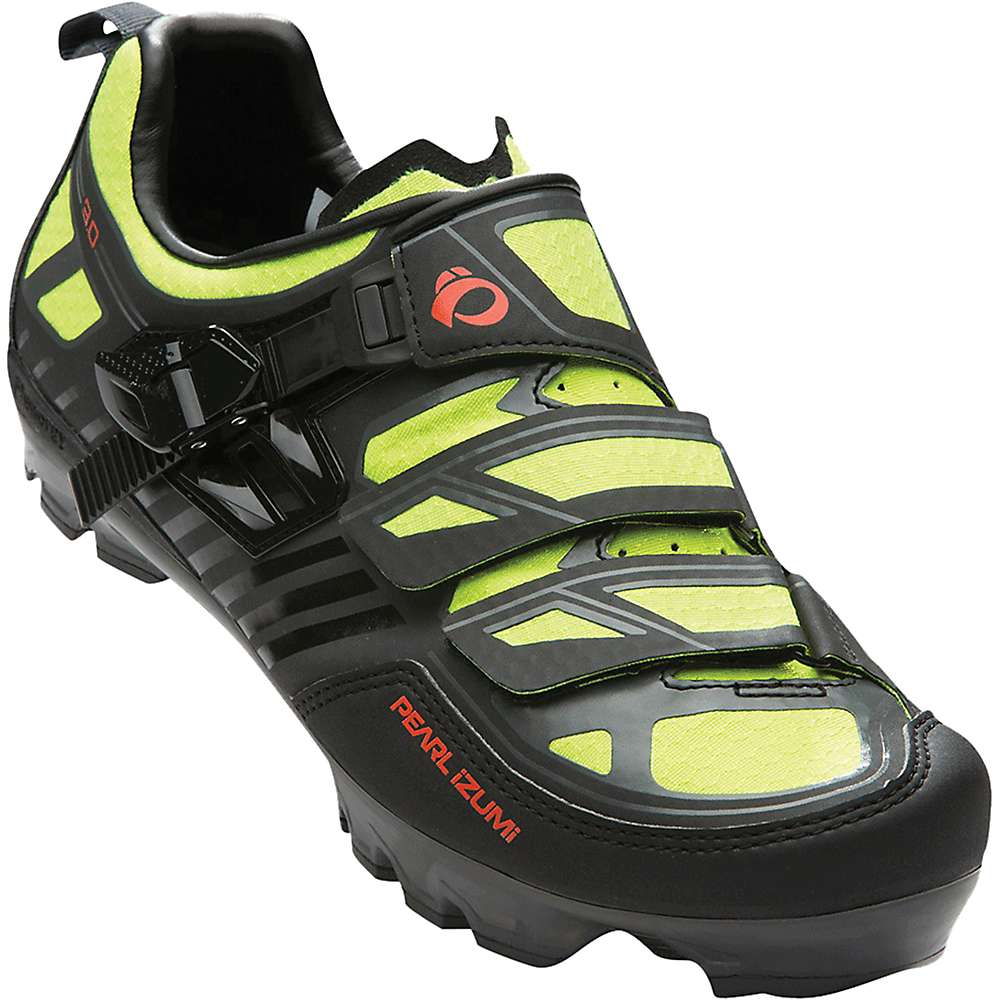 Pearl Izumi Men's X-Project 3.0 Shoe - 41 - Lime Punch
