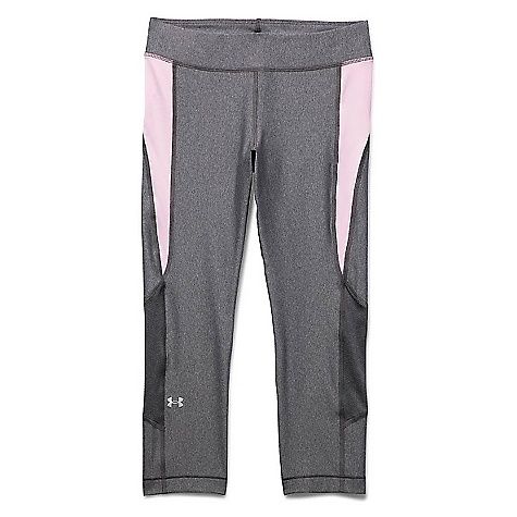 Under Armour Women's Heatgear Armour Crop Pant 3045475