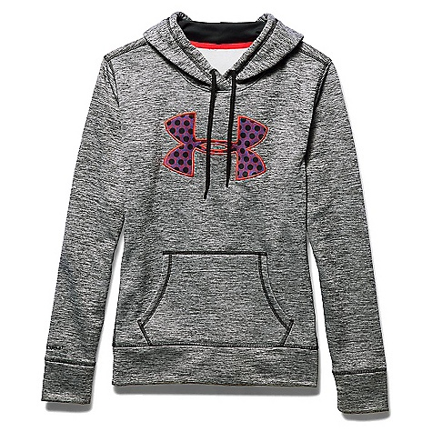 Under Armour Women's Armour Fleece Big Logo Twist Hoody 3044929