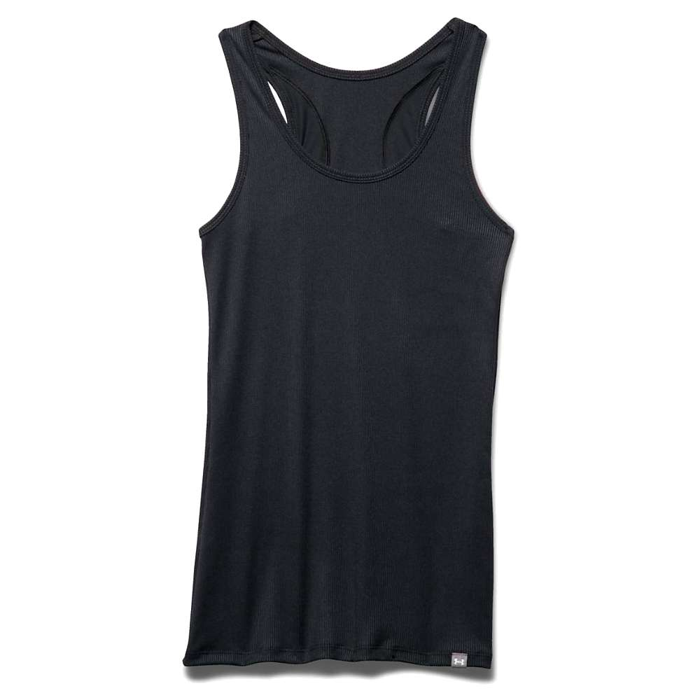 Under Armour Women's Tech Victory Tank - Small - Black / Granite