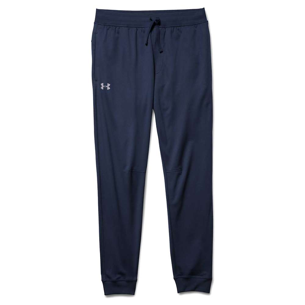 Under Armour Men's UA Sportstyle Jogger Pant - XL - Midnight Navy / Midnight Navy / Steel