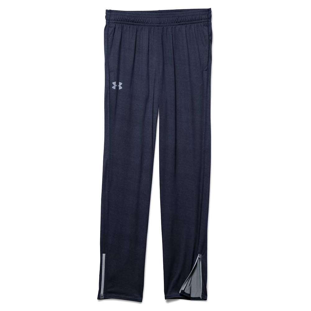 Under Armour Men's UA Tech Pant - Large - Midnight Navy / Steel / Steel