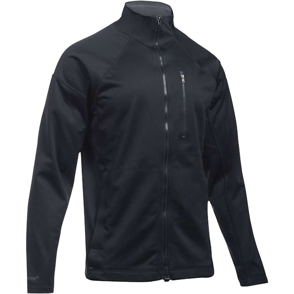 Under Armour Men's Baitrunner Jacket - XXL - Black / Rhino Grey