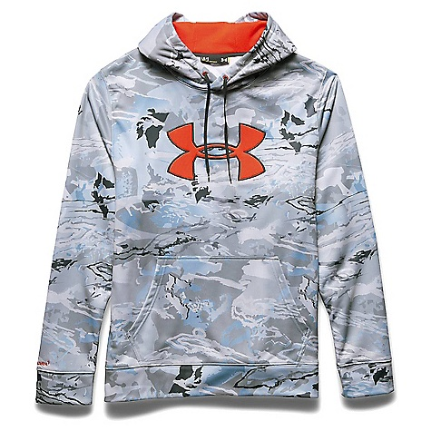 Under Armour Men's Camo Big Logo Hoodie 3057787