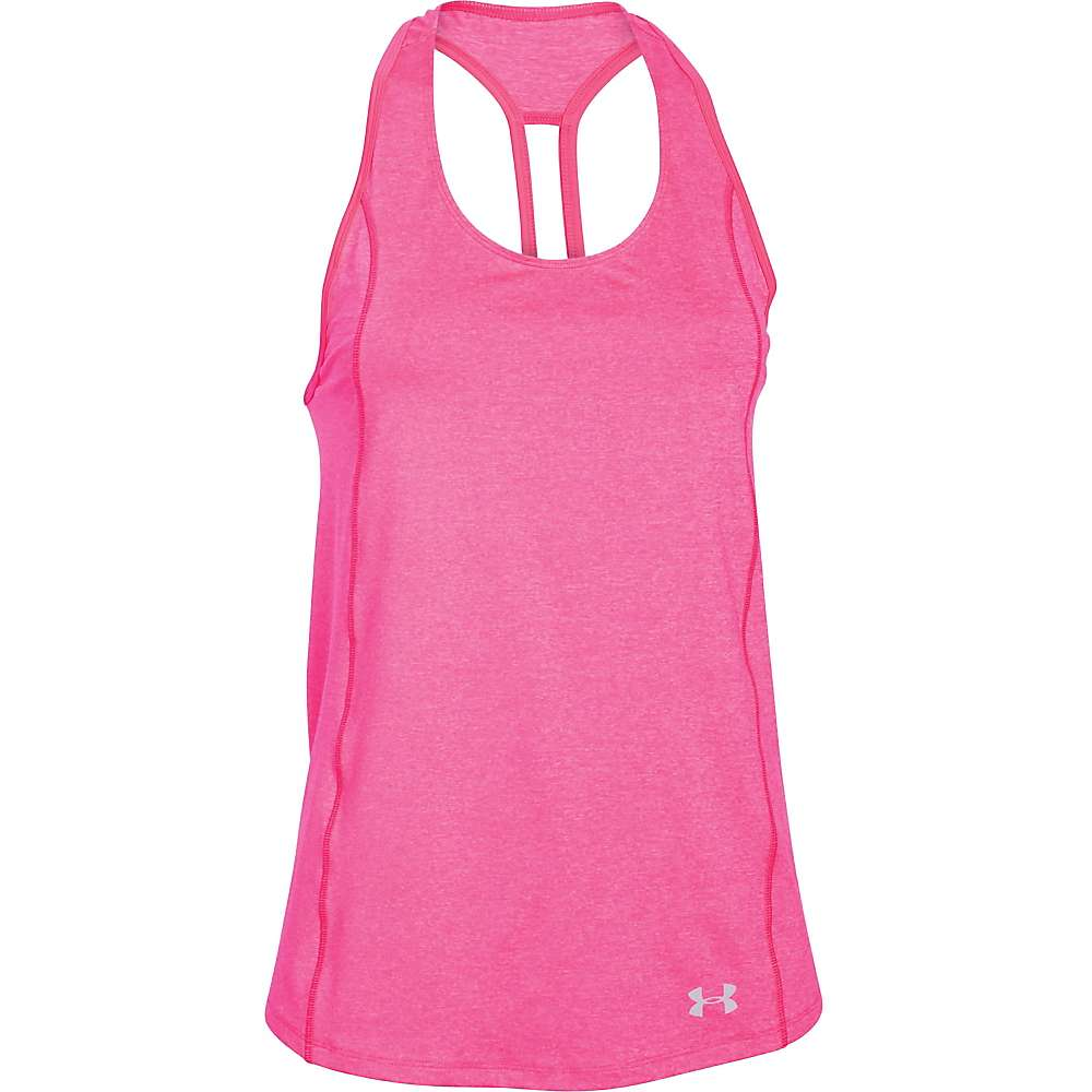 Under Armour Women's Coolswitch Trail Tank - Medium - Harmony Red