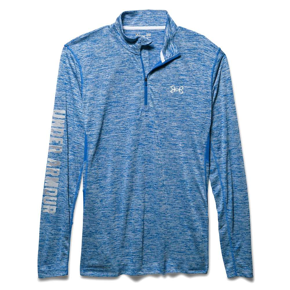 Under Armour Men's Fish Hunter Tech 1/4 Zip Top - Medium - Ultra Blue
