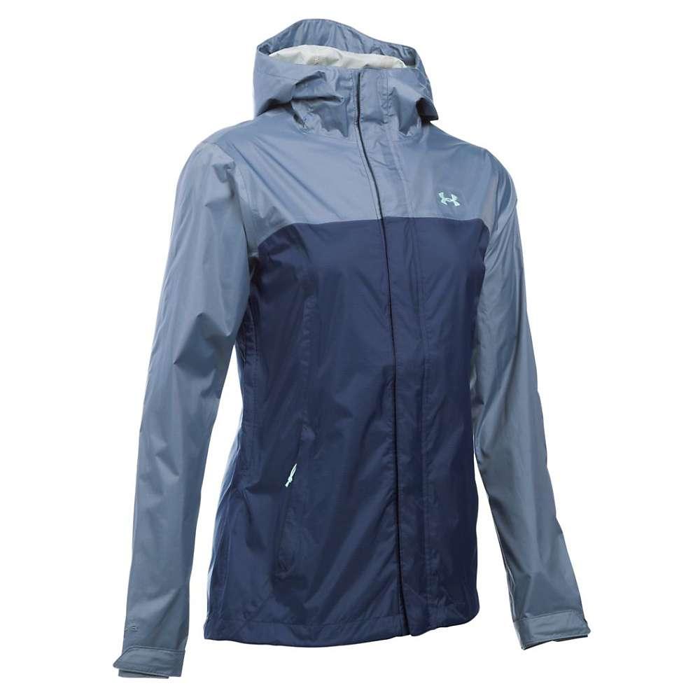 Under Armour Women's Surge Jacket - Large - Aurora Purple / Aqua Falls