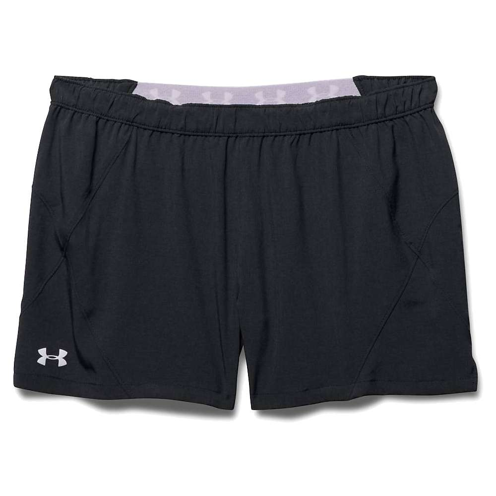 Under Armour Women's Whisp Short - XS - Black