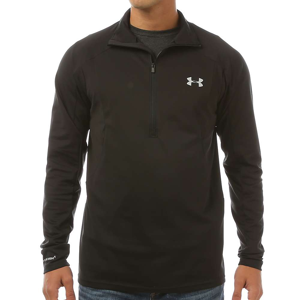 Under Armour Men's Ymer 1/2 Zip Top - Medium - Black