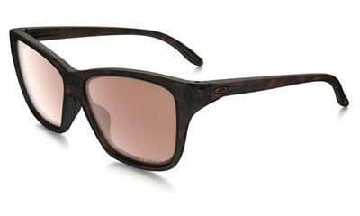 Oakley Hold On Polarized Sunglasses - One Size - Matte Tortoise / Vr28 Black Iridium