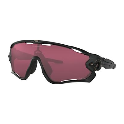 Oakley Jawbreaker Sunglasses - Matte Black / Prizm Snow Black