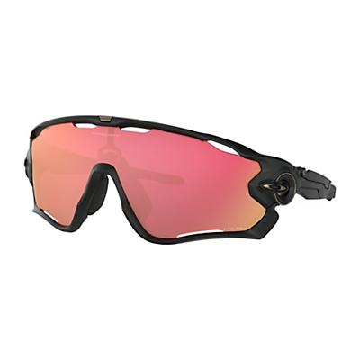 Oakley Jawbreaker Sunglasses - Matte Black / Prizm Snow Torch
