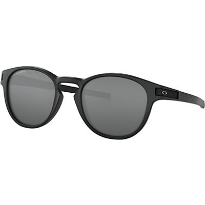 Oakley Latch Sunglasses - Matte Black / Prizm Black