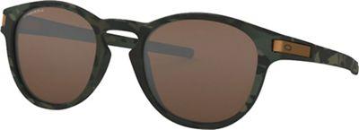 Oakley Latch Sunglasses - One Size - Olive Camo / PRIZM Tungsten