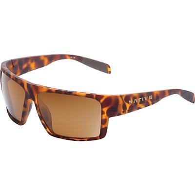 Native Eldo Polarized Sunglasses - Desert Tort / Brown Polarized