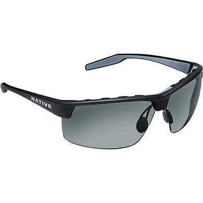 Native Hardtop Ultra XP Polarized Sunglasses - Matte Black / Grey