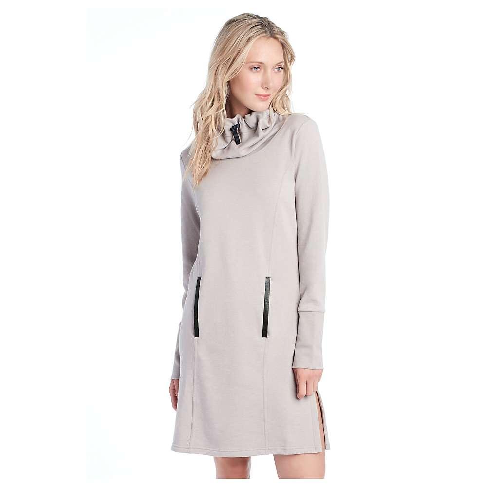 Lole Women's Gray Dress - Small - Warm Grey Heather