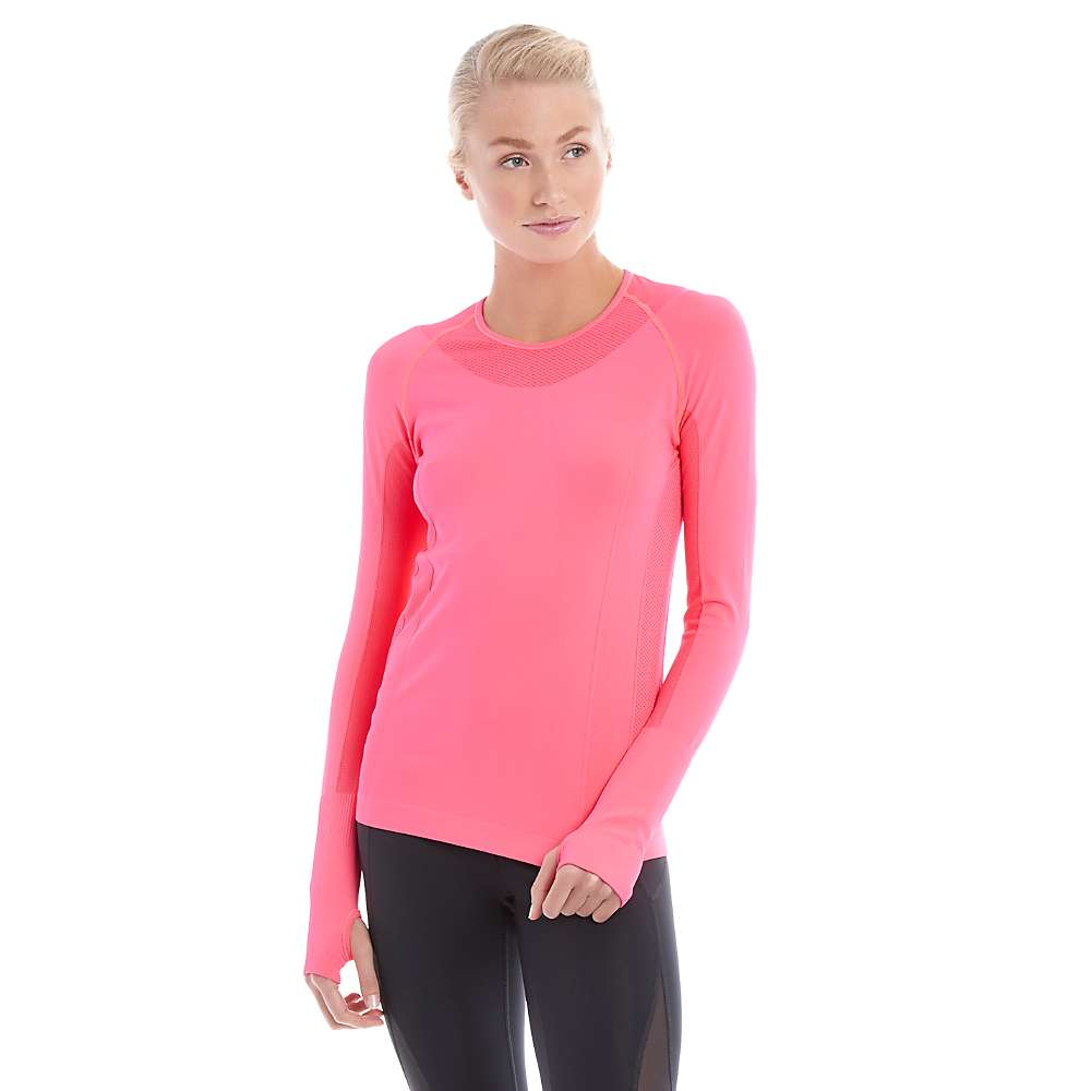 Lole Women's Josie Top - Large / XL - Reflector Pink