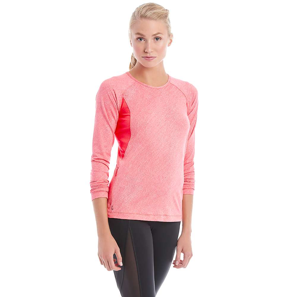 Lole Women's Lynn Top - Large - Reflector Pink