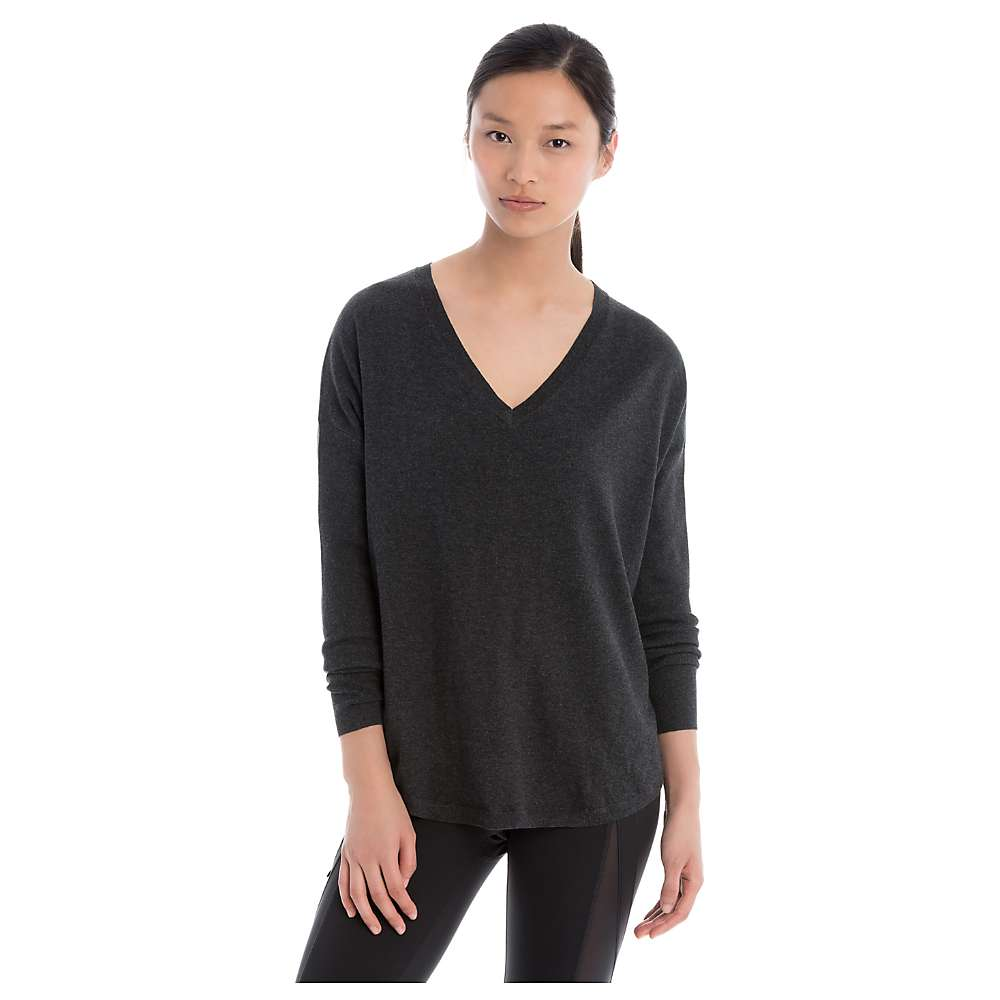 Lole Women's Martha Sweater - Small - Black Heather