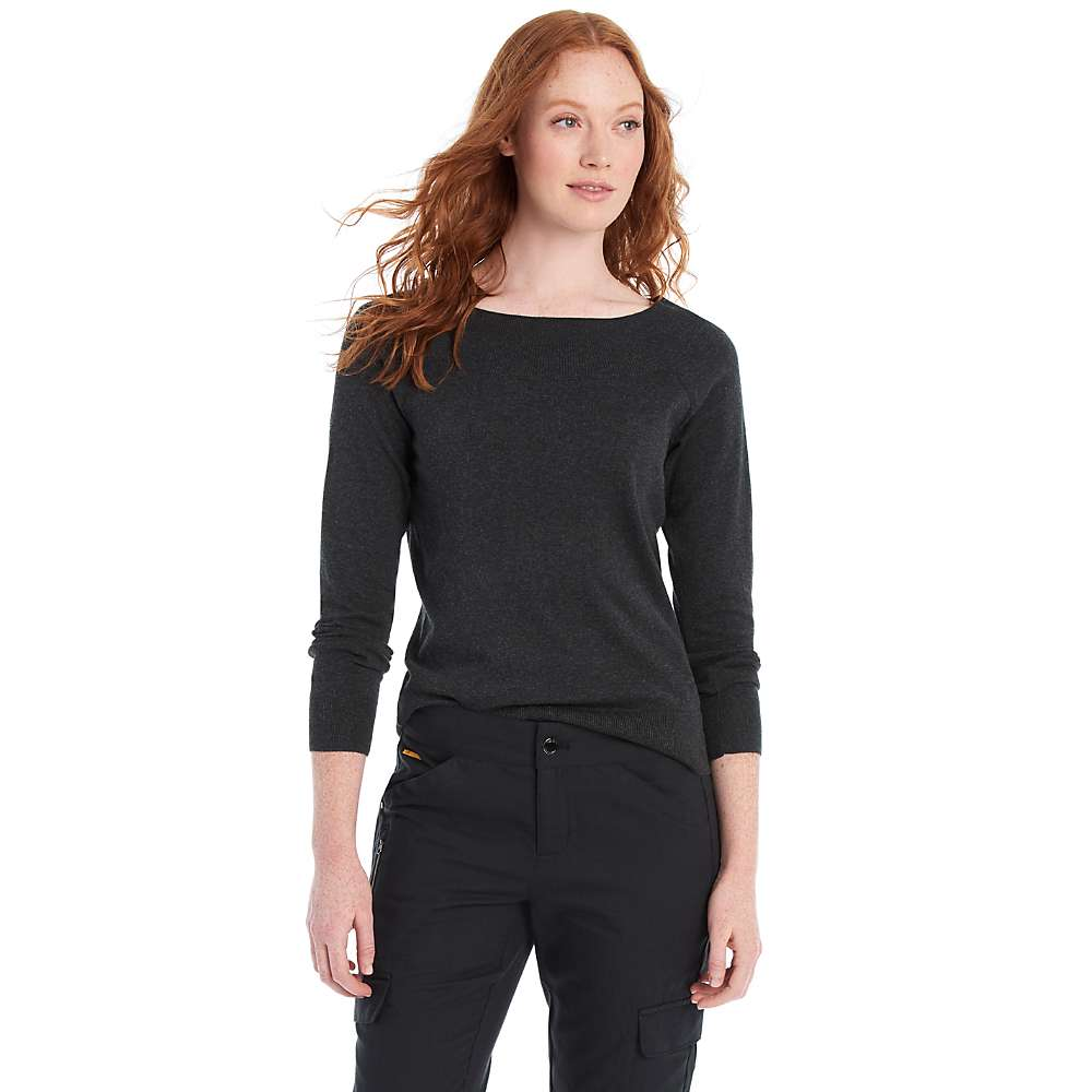 Lole Women's Moss Sweater - Medium - Black Heather