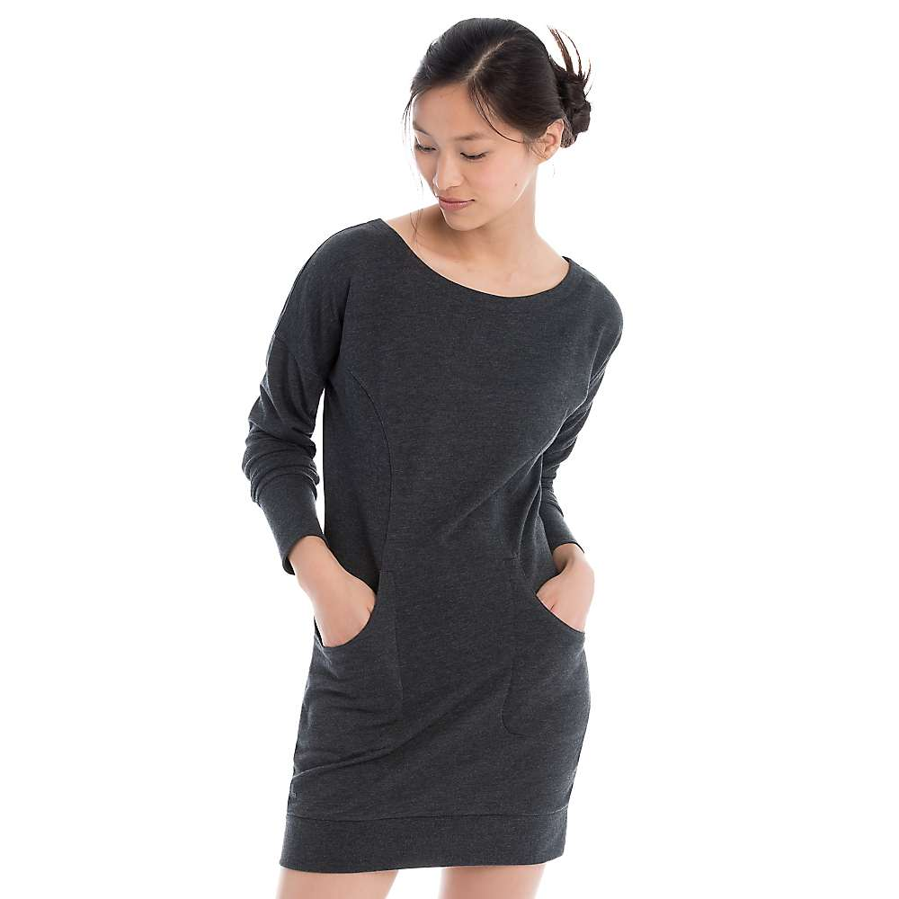 Lole Women's Sika Dress - Small - Black Heather