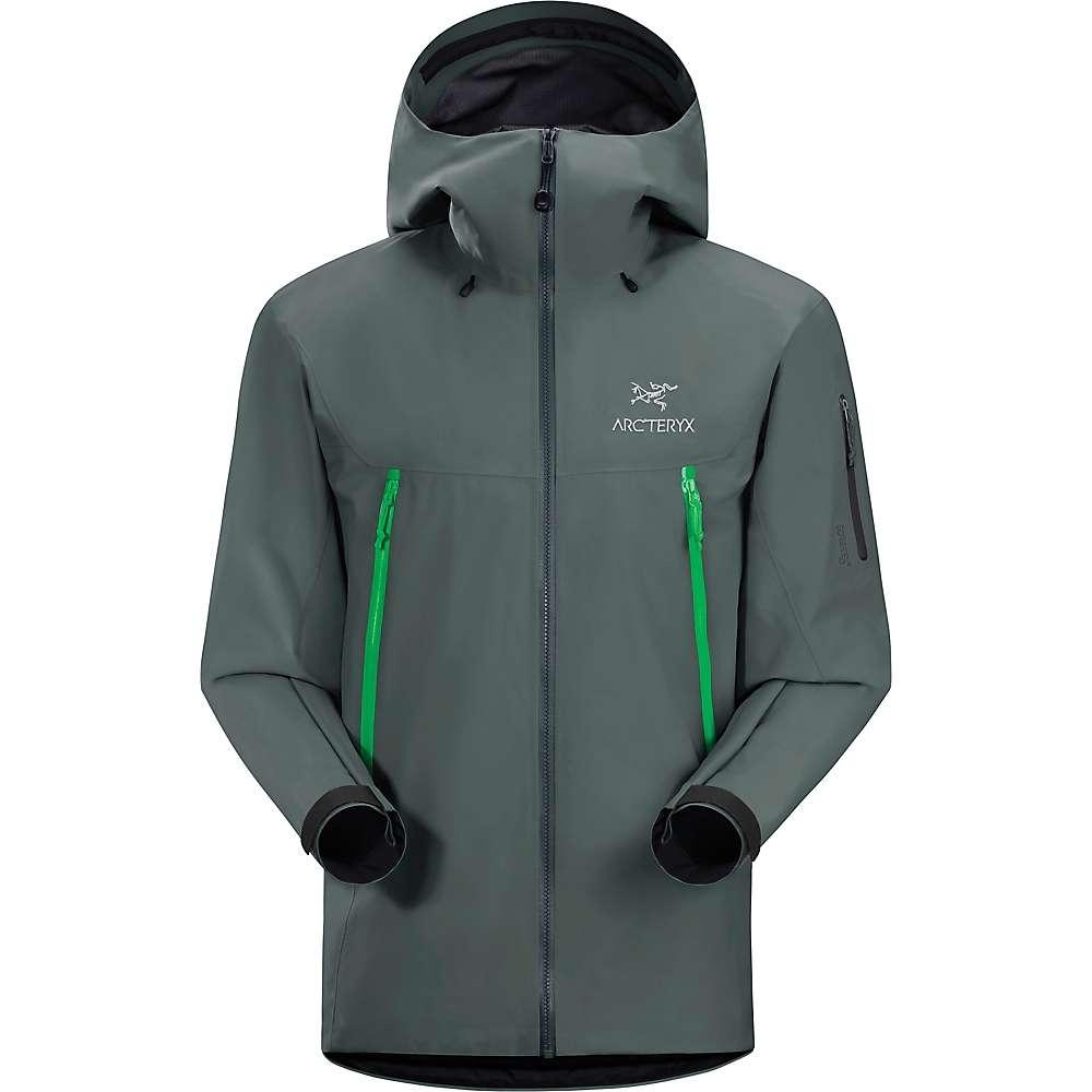Arcteryx Men's Beta SV Jacket - XL - Nautic Grey