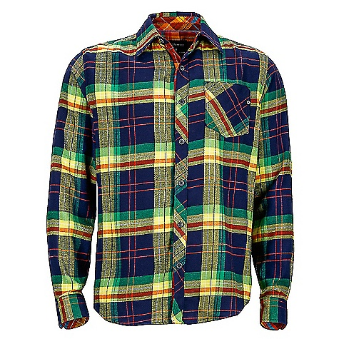 Men 39 s shirts long sleeve country outdoors clothing for Marmot anderson flannel shirt men s
